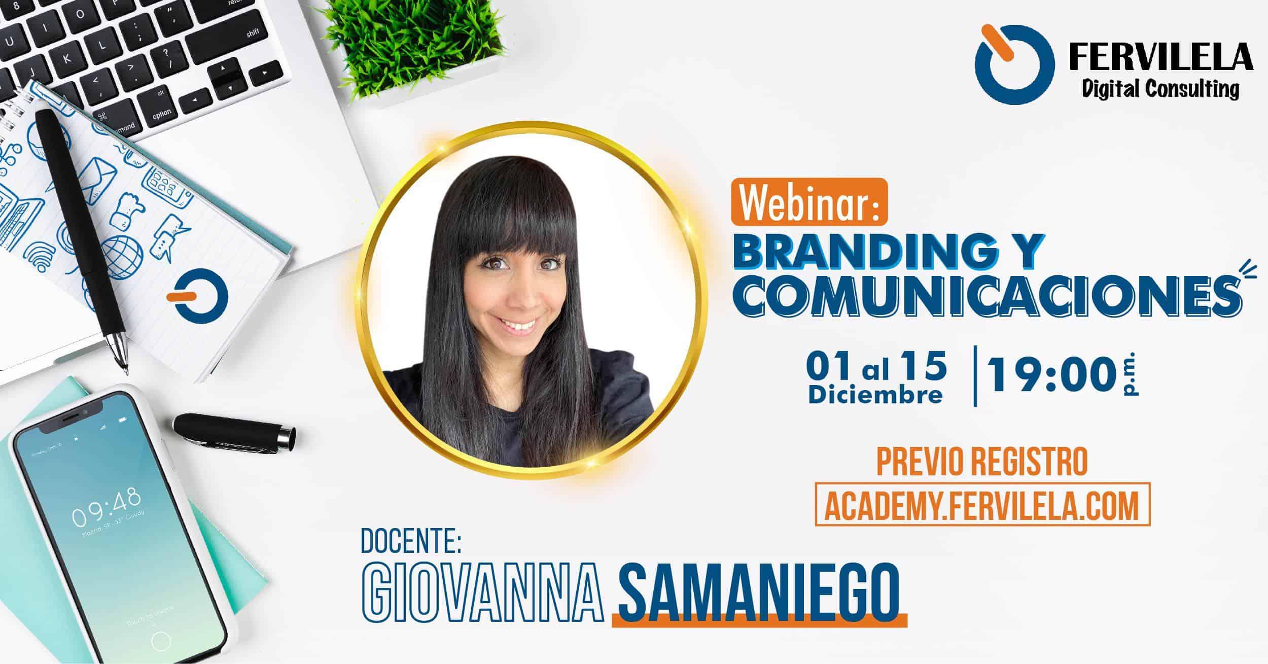 Branding y Comunicaciones