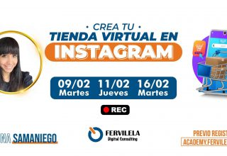 Crea tu Tienda Virtual en Instagram