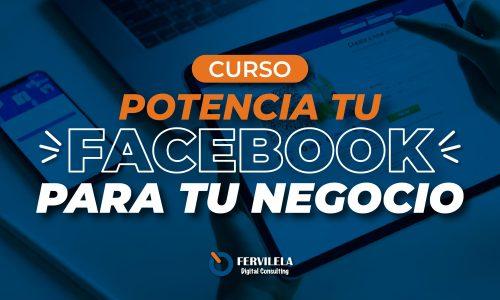 Potencia tu Facebook para tu negocio